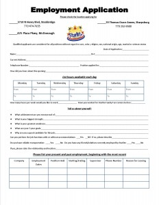 application revised page 1