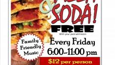 Free Pizza and FUN