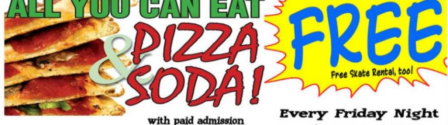 free pizza web