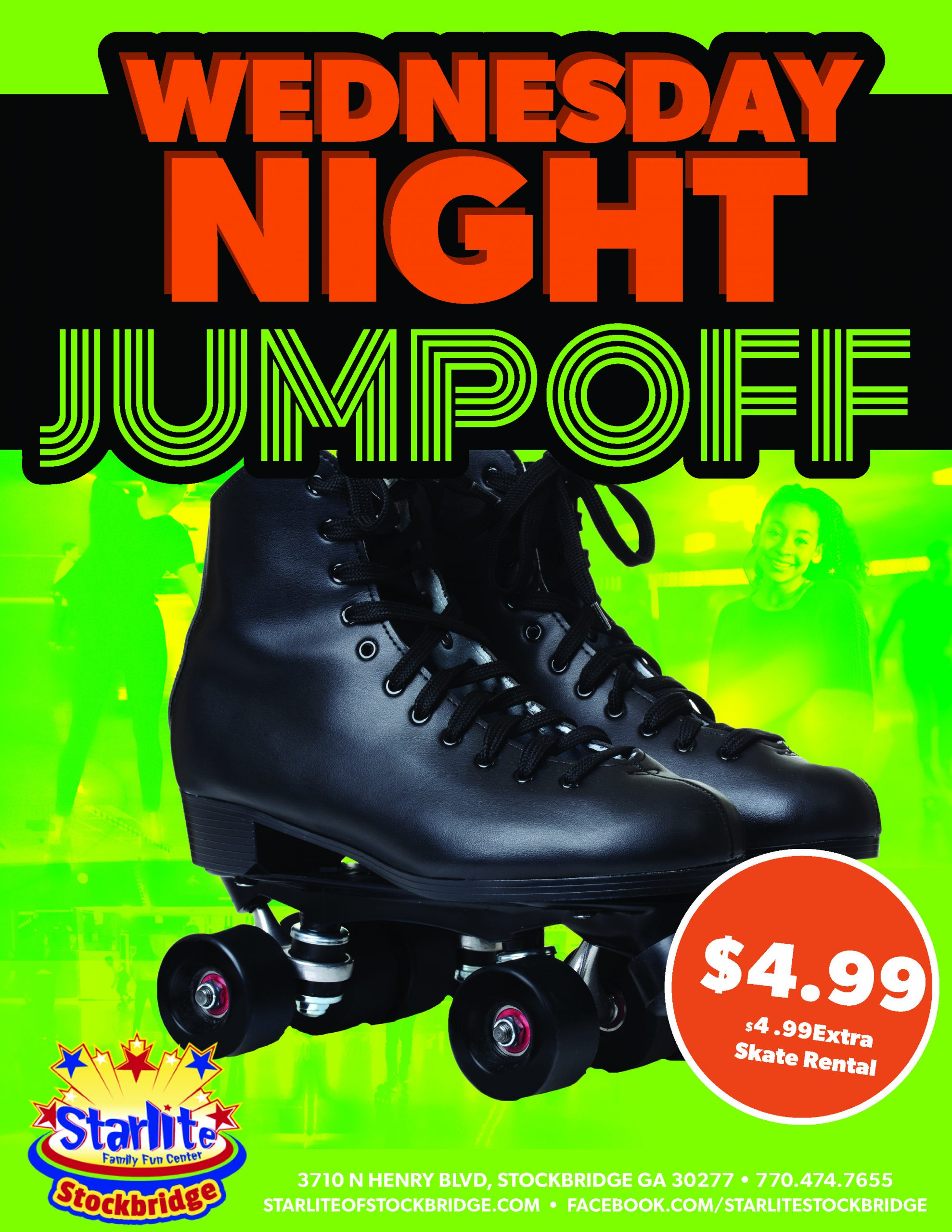 GA21-006 Wednesday Night Jumpoff-Stockbridge 4.99